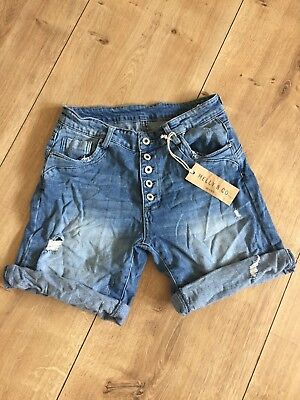 Italy Melly Co Bermuda Shorts Gr L Italy Jeans New Collection Sommer