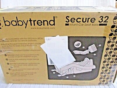 Baby Trend Secure 32 Car Seat Base