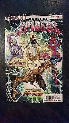 Vault Of Spiders #2 (Marvel, 2019)