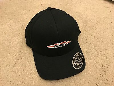 Mini Cooper John Cooper Works JCW Baseball Cap /hats Authentic Black JCW cap
