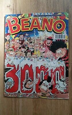 The Beano No. 3000 January 15Th 2000.