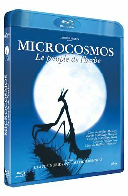 MICROCOSMOS - Blu ray - Edition Française - Neuf sous blister