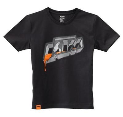 KTM Kids Sprayer Tees