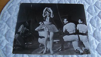 1957 Chicago Confidential photo Brian Keith Beverly Garland