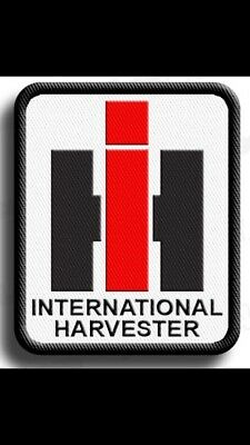 Farmall Case International Harvester Tractor Patch