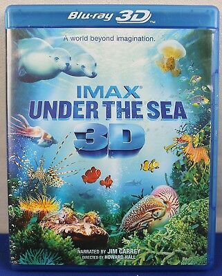 Imax under The Sea 3D Blu-ray