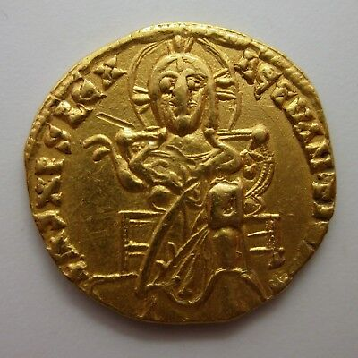867 - 886 AD Byzantine Empire BASIL I Solidus GOLD Constantine ANCIENT Coin 4.6g