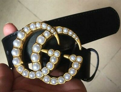 9180693cde0a NEW!! BELT GG Ceinture DOUBLE G ALL SIZE !! ALL COLOR ! femme ...