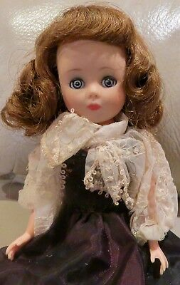 "10"" 1958 Vintage American Character Titian Toni Doll w/Original Outfit"