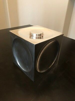 Very Rare - Large Mid-Century Tiffany Solid Silver Box with Lid - Over 54 oz.