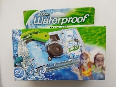 Waterproof Disposable Camera (fugifilm) $16.50 + $6.50 Postage