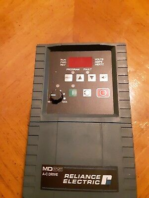 1 Used Reliance Electric 6Mdbn-5P0102 Md65 Ac Drive Series A ***make Offer***