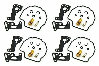 4 Carburetor Carb Rebuild kits XVZ13 XVZ1300 Royal Star Venture kit 18-5191