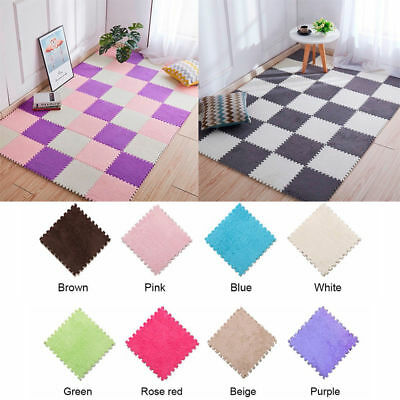 Baby Play Mats Floor Puzzle Mat Kids EVA Foam Carpet Children Crawling Develop