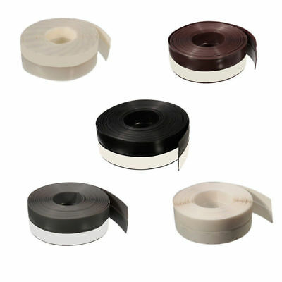 Draught Excluder Tape Weather Seal Strip Noise Insulation Door Window Sticky 5M