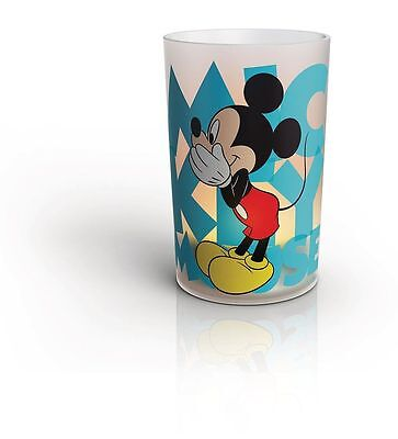 Luce notturna a Led Philips Disney carica USB Mickey Mouse Topolino