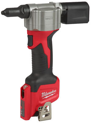 Milwaukee 12V Brushed Pop Rivet Tool - M12Bprt - Body Only