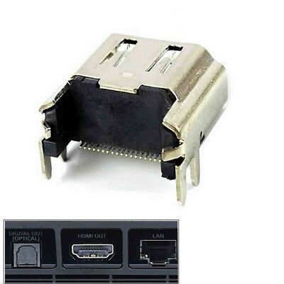 PlayStation 4 PS4 HDMI Port Display Socket Jack Connector Replacement Updated US