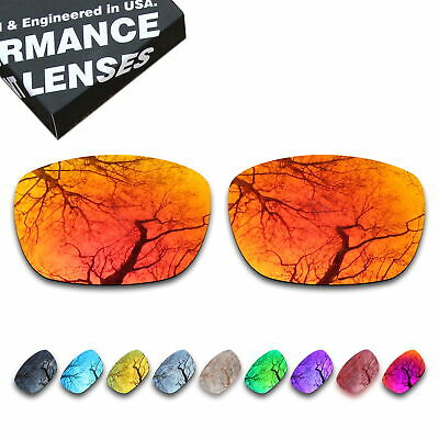3ae0c22447 T.A.N Polarized Lenses Replacement for-Electric Knoxville XL-Multiple  Options