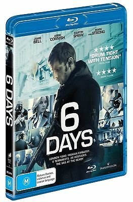 6 Days Blu-Ray  (New)