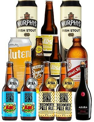 Christmas Craft Beers - 12 Bottles -RRP $99 Free Shipping
