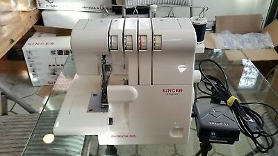 SINGER FINISHING TOUCH Sewing Machine Serger Model 14SH654