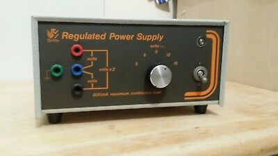 Adjustable DC Regulated Power Supply