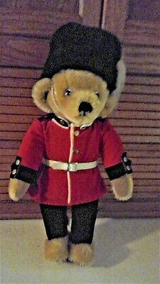 Merrythought Bear, Made In England