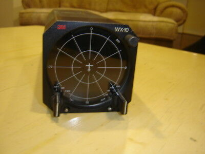 Wx-10 Stormscope Display