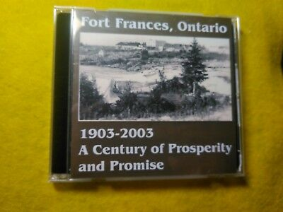 "2003 Fort Frances Ontario Canada 3 token collector's set ""A Century of promise"""