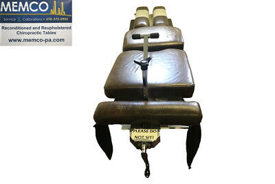 Zenith Cox Flexion Chiropractic Table Stationary No Drops