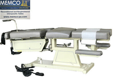 Flexion Manual Chiropractic Table - Electric Power Balance