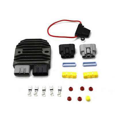 Universal Motorcycle Regulator & Upgrade Kit Shindengen Mosfet Fh020Aa M6W2