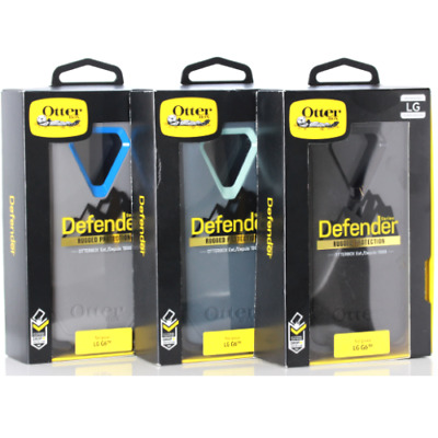 New OEM Otterbox Defender Series Case Cover For LG G6 & Holster Belt Clip