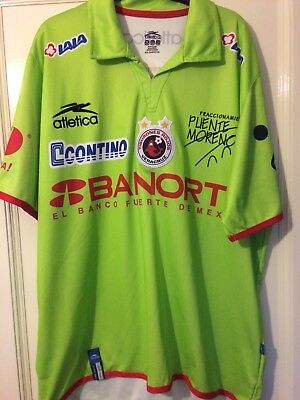Vera Cruz Football Shirt Mexican League Rare Away Team