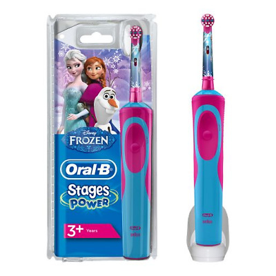 Oral-B Stages Power Kids Electric Toothbrush – Disney Frozen Read