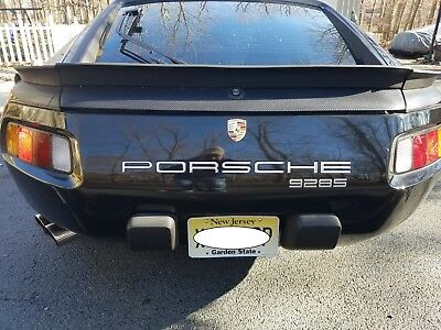 1982 Porsche 928 Competition Package Porsche 928 With Competition Package With New Timing Belt