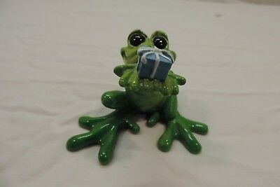 "Kitty's Critters 2007 "" Just For You  "" Frog"