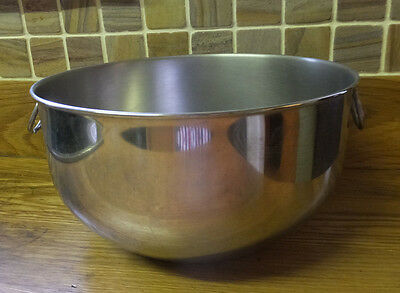 Faberware - Large Stainless Steel Mixing / Punch Bowl with side rings