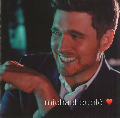 1-7 Michael Buble Love ❤ - New CD Album 2018 ~ Brand New - Sealed~ READY TO SHIP