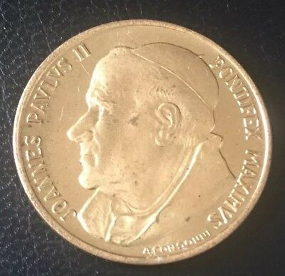 Coin-Vatican-Holy Year 2000- Pope John Paul II