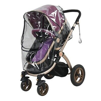 Rain Wind Cover Shield Protector for Urbini Infant Baby Child Strollers Prams