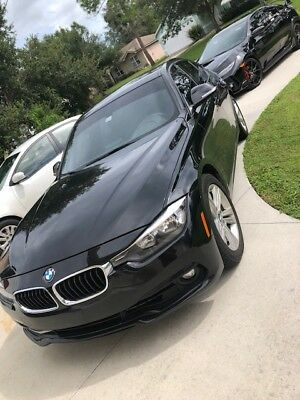 2016 BMW 3-Series  2016 BMW 328i Sedan 4D 2.0L Turbo