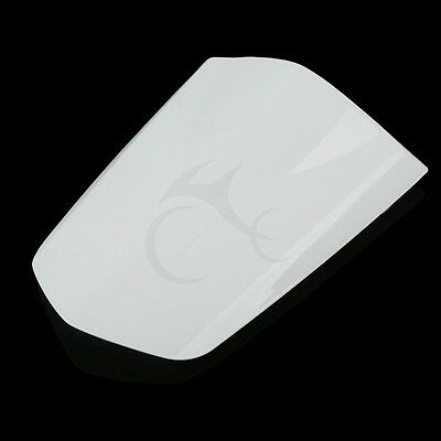 Motorcycle Rear Seat Cover Cowl White For Suzuki GSXR 1000 GSX-R K3 2003-2004