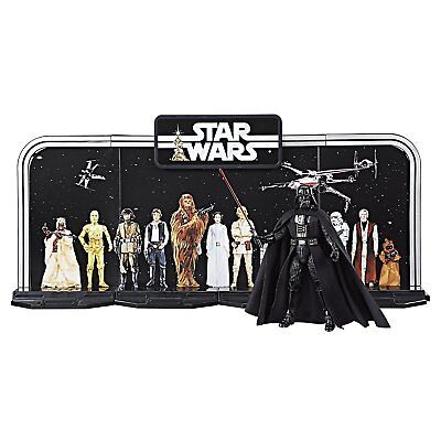 Star Wars Special Edition Darth Vader Legacy Pack with Figure & Display Stand