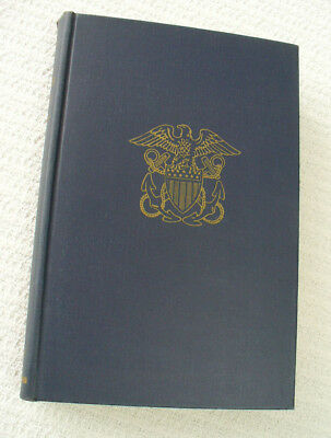 Naval Officer's Guide 1944, Very Good Condition