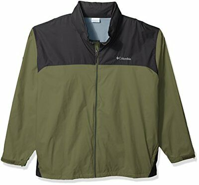 NEW *** $75.00 Columbia Men's Glennaker Lake Big & Tall Rain Jacket - 4XT