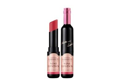 [LABIOTTE] Chateau Labiotte Wine Lipstick Melting CR02 Riesling Coral - NEW