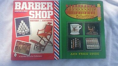 Barber Shop Collectible , & History And Antiques