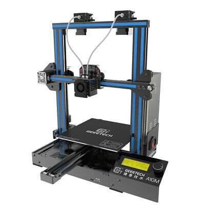 Geeetech Mix-Color Dual Extruder A10M 3D Printer Easy Assembly